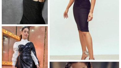 Ten times Tollywood actresses nailed black outfits