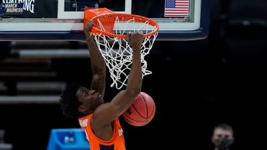 Syracuse reaches Sweet 16 with March Madness upset of West Virginia