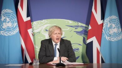 Boris Johnson should heed his own words about the threat climate change poses to our security –Christine Jardine MP