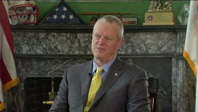 Gov. Charlie Baker Looks Back at How Mass. Has Handled the Rollout of the COVID-19 Vaccine