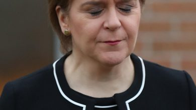 'Thinking today of all those who have lost a loved one to Covid' - Nicola Sturgeon pays respects on lockdown anniversary