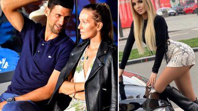 Model Natalija Scekic: I was offered $70,000 for Novak Djokovic sextortion plot