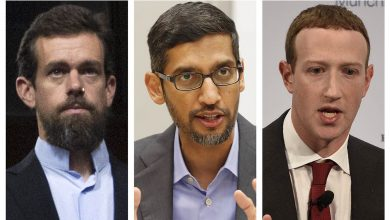 Congress to Press Big Tech CEOs Over Speech, Misinformation