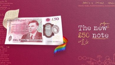 The UK's new £50 note celebrates Alan Turing with lots of geeky Easter eggs