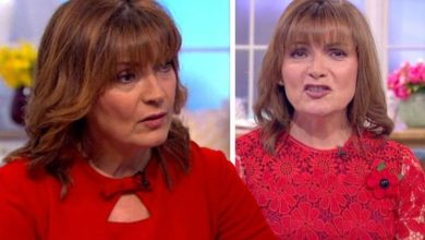 Lorraine Kelly shares her thoughts on 'pretentious' Twitter users who 'destroy' others