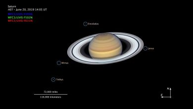 NASA's Hubble telescope captures Saturn changing its colours according to the seasons- Technology News, Firstpost