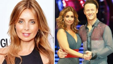 Louise Redknapp regrets Strictly and 'wouldn't do it again' to avoid divorce 'heartache'