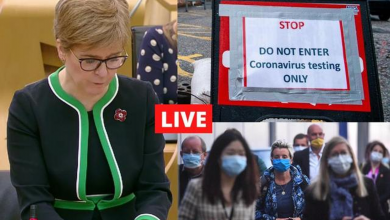 Coronavirus in Scotland LIVE:Covidand independence dominate first TV clash of Holyrood election
