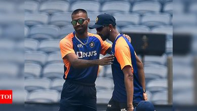 1st ODI: Pandya brothers face off against Curran brothers | Cricket News - Times of India