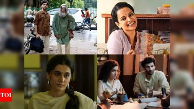 66th Vimal Elaichi Filmfare Awards 2021: Check out the complete list of nominees - Times of India