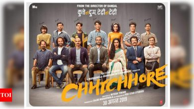 67th National Film Awards: Sushant Singh Rajput-starrer 'Chhichhore' wins Best Hindi Film - Times of India