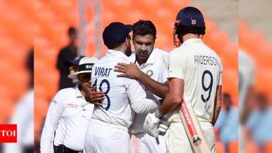 'A moment to cherish': Twitterati congratulate Team India for Test series win over England | Cricket News - Times of India