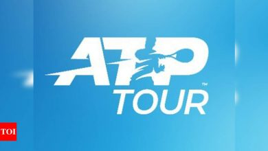 ATP extends rankings freeze, boosts prize money at smaller events   Tennis News - Times of India