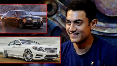 From Rolls Royce Ghost To Mercedes-Benz Maybach: Here Are Luxurious Cars Owned By Mr perfectionist Aamir Khan