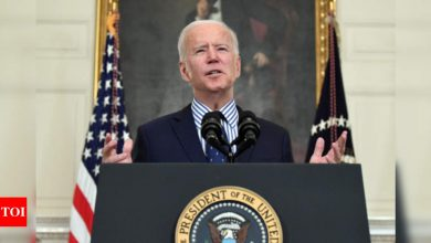 Activist urges Biden administration to act against Chinese Communist Party over Uyghur genocide - Times of India