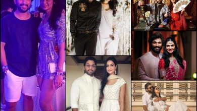 Allu Arjun and Sneha Reddy's 10 Years of Togetherness: A favourite couple among fashion police  | The Times of India