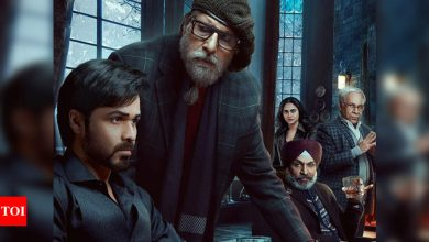 Amitabh Bachchan, Emraan Hashmi starrer 'Chehre' release postponed due to rise in COVID-19 cases - Times of India