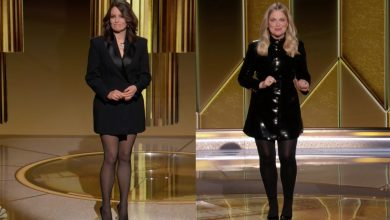 Amy Poehler and Tina Fey bash HFPA in Golden Globes 2021 monologue