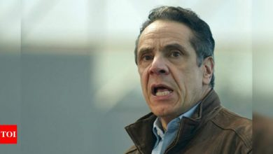 Andrew Cuomo:  Lawyers probing New York governor Andrew Cuomo have dealt political figures in high profile cases - Times of India