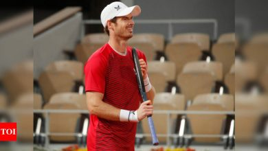 Andy Murray pulls out of Miami Open with groin injury   Tennis News - Times of India