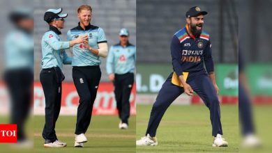 Animated outbursts isn't our way of operating, says Stokes in reference to Kohli's body language | Cricket News - Times of India