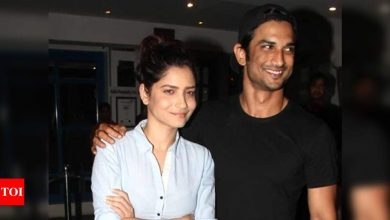 Ankita Lokhande feels she can sometimes talk to Sushant Singh Rajput, reveals telling the late actor how much people loved him - Times of India
