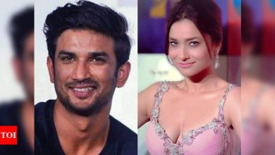 Ankita Lokhande urges Sushant Singh Rajput's fans to stop blaming her: You don't know my story - Times of India