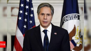 Antony Blinken:  US proposes interim government could run Afghanistan until new polls - Times of India
