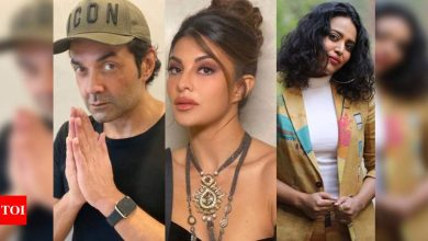 'Arth remake': Bobby Deol in talks with the makers, Jacqueline Fernandez and Swara Bhasker are likely to be the female leads - Times of India