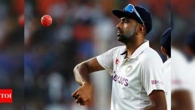 Ashwin is constantly reinventing himself: VVS Laxman | Cricket News - Times of India