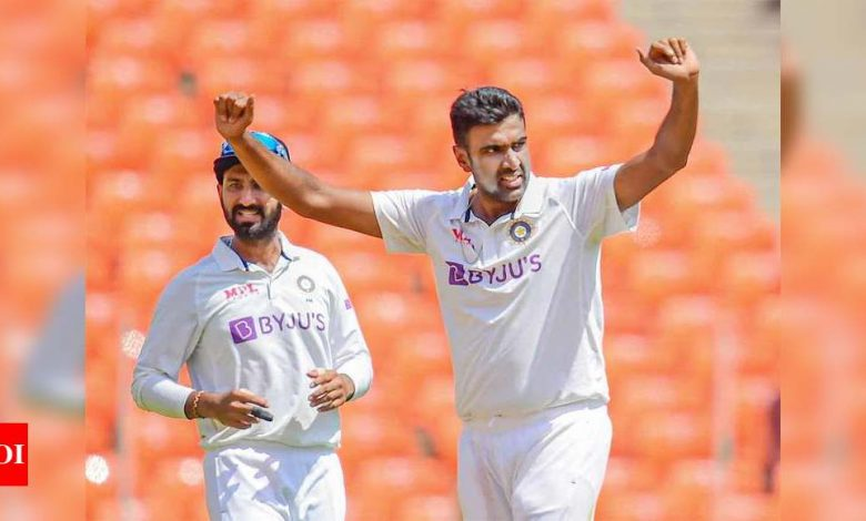 Ashwin wins ICC's February Player of the Month award for stellar show against England | Cricket News - Times of India