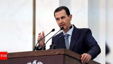 Assad set for election win 10 years after start of war - Times of India