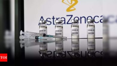 AstraZeneca Covid-19 vaccine 76% effective in updated US trial results - Times of India