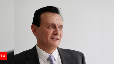 AstraZeneca's Pascal Soriot: The man behind the vaccine - Times of India