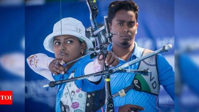 Atanu, Deepika set to be first archery couple at Olympics | More sports News - Times of India