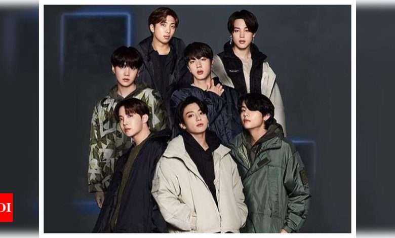 BTS' 'Map of the Soul: 7' and 'BE' beat Taylor Swift's 'Folklore' to scoop top two positions in 2020 album chart - Times of India
