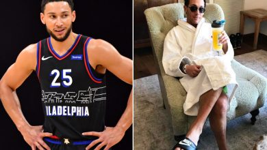 Ben Simmons trolls Wizards announcer Justin Kutcher after 'overrated' dig