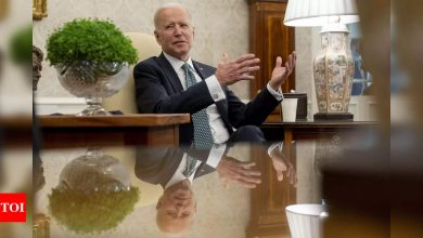 Biden warns US may miss deadline to exit Afghanistan - Times of India