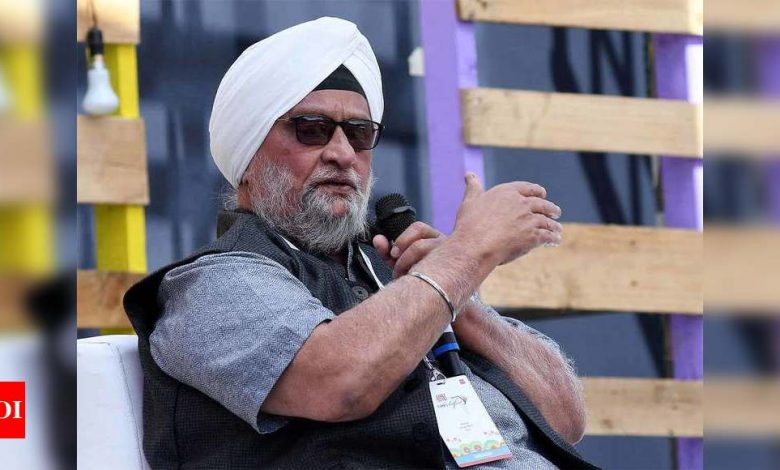 Bishan Singh Bedi shifted to private room from ICU; recovering well | Off the field News - Times of India