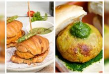 Bizarre Croissant Vada Pav: Will you try it? - Times of India