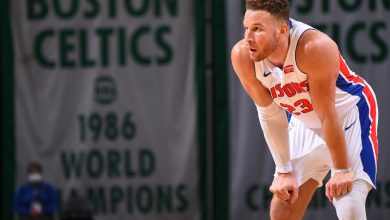 Blake Griffin on why he joined Nets and what his role will be