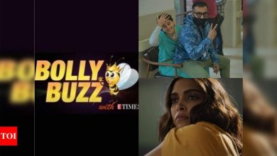 Bolly Buzz: Income Tax department raids Taapsee Pannu and Anurag Kashyap's residence, Deepika Padukone's latest ad accused of plagiarism - Times of India ►