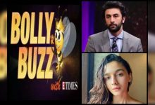 Bolly Buzz: Ranbir Kapoor's 'Animal' gets a release date; Shah Rukh Khan announces 'Darlings' starring Alia Bhatt and Shefali Shah - Times of India ►