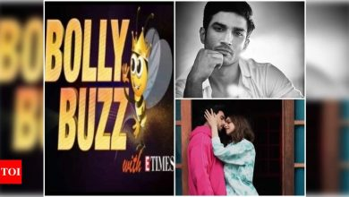 Bolly Buzz: SC rejects Sushant Singh Rajput's sister plea against Bombay HC order, Deepika Padukone and Ranveer Singh take viral 'Silhouette Challenge' - Times of India ►