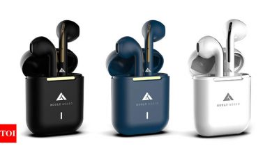 Boult Audio AirBass Z1 water-resistant true wireless earbuds launched at Rs 1,599 - Times of India