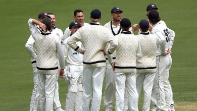 Bowlers hold sway as 13 wickets fall on MCG's Shield return