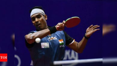 Bright chance for Indians to get Olympic TT berths | More sports News - Times of India