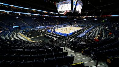 COVID-19 impact: How sports arenas work to keep fans safe attending indoor sports