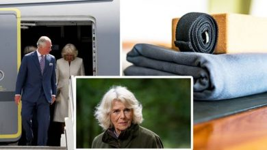 Camilla, Duchess of Cornwall: Surprising fitness item royal takes abroad when travelling