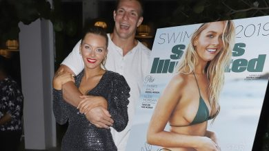 Camille Kostek 'blacked out' after landing Sports Illustrated Swimsuit cover